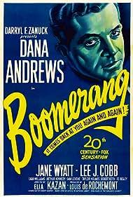 Dana Andrews in Boomerang! (1947)