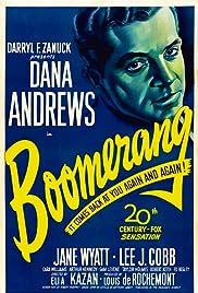 Boomerang! Poster