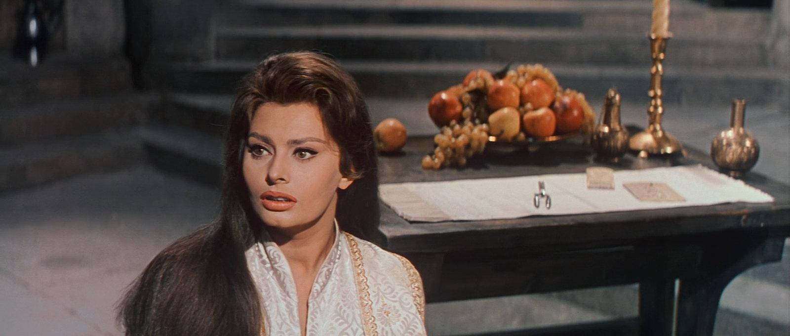 Sophia Loren in El Cid (1961)