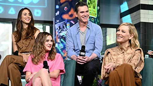 BUILD: Cast of 'Where'd You Go, Bernadette' Talk Their Take Aways from the Film