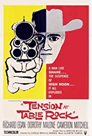 Tension at Table Rock Poster