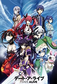Date A Live TV Series 2013