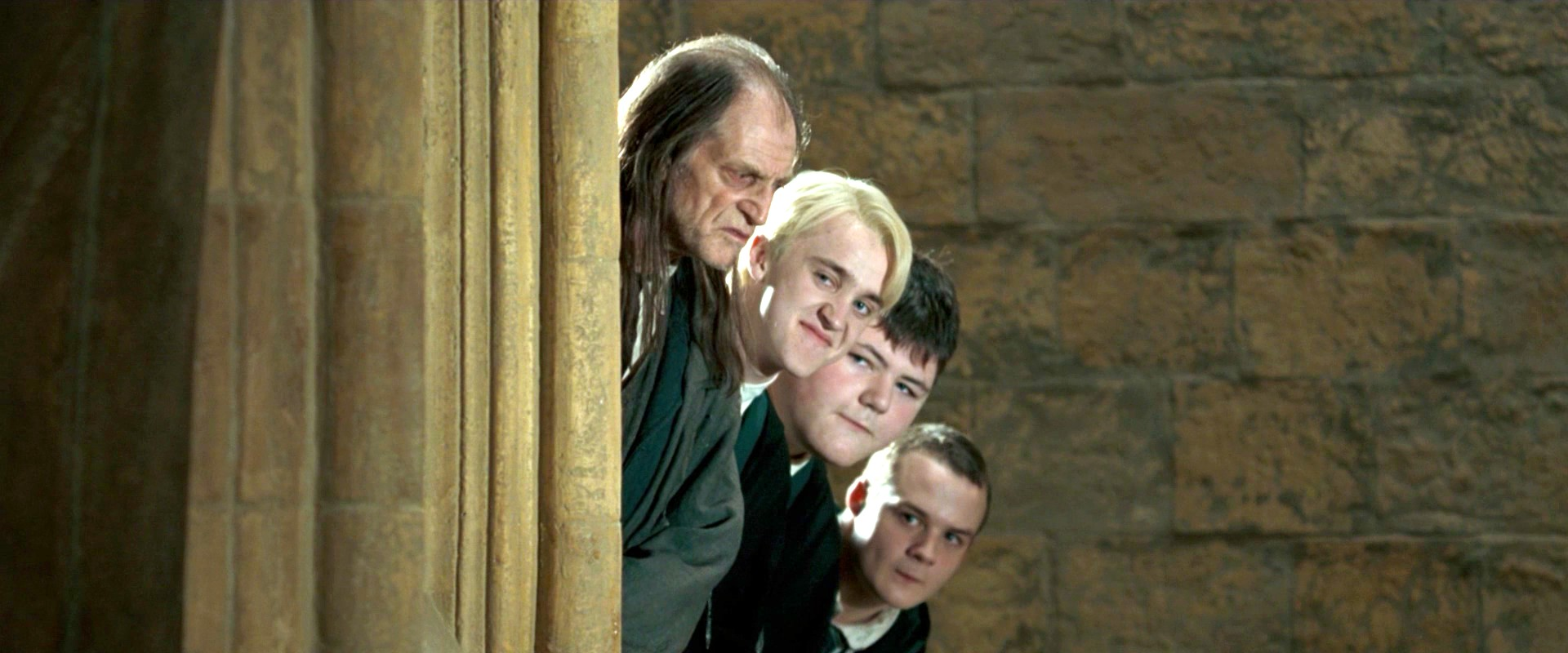 Harry Potter And The Order Of The Phoenix 2007 Josh herdman, left, who played gregory goyle in the harry potter films, made his mma debut in a cage match in london over the weekend. harry potter and the order of the