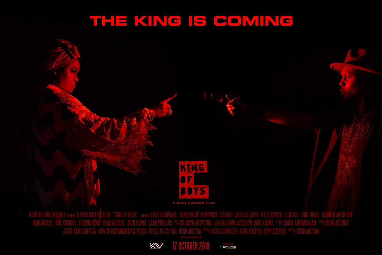 King of Boys – Ο Βασιλιάς των Αγοριών