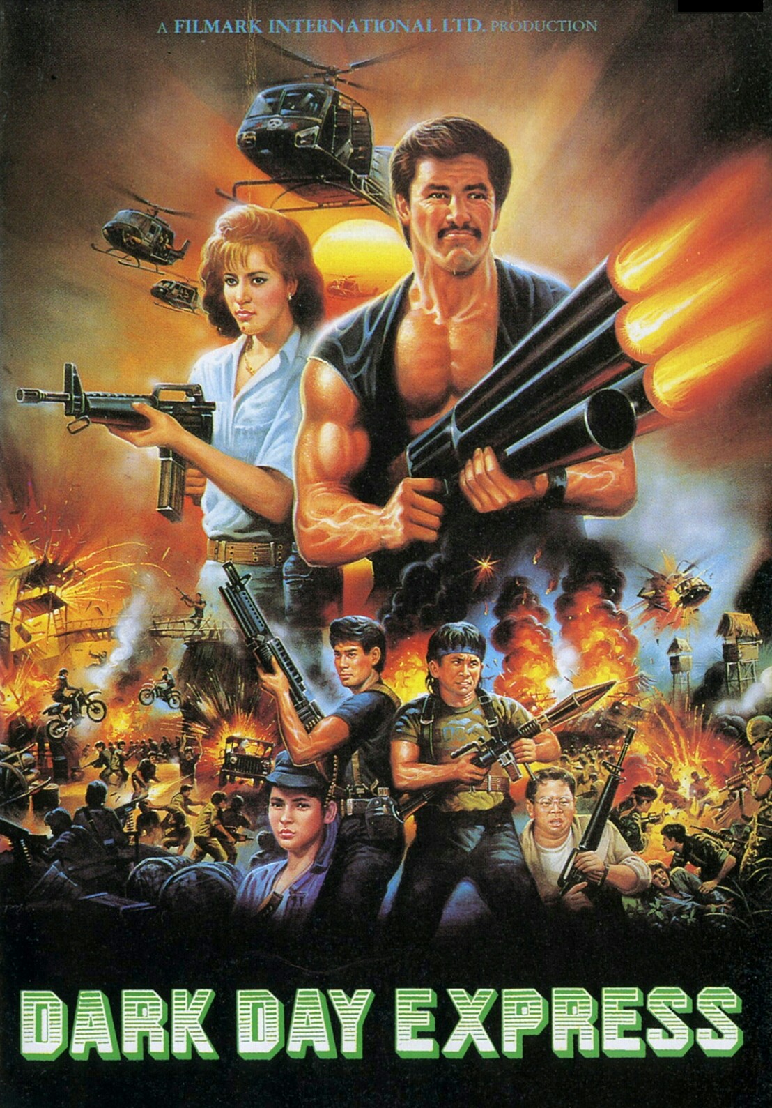 Dark Day Express ((1989))
