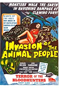 Primary photo for Invasion of the Animal People