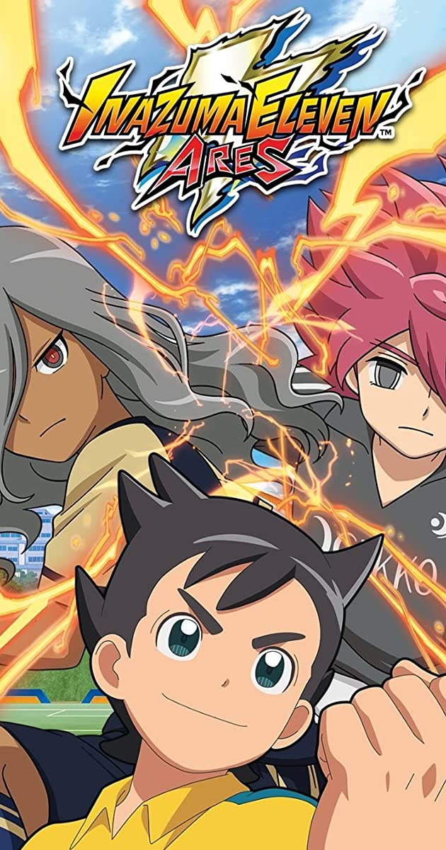 download scarica gratuito Inazuma Eleven Ares o streaming Stagione 1 episodio completa in HD 720p 1080p con torrent