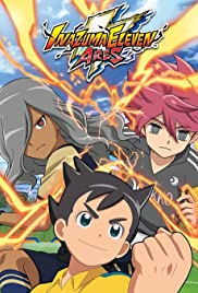 Inazuma Eleven Ares Poster