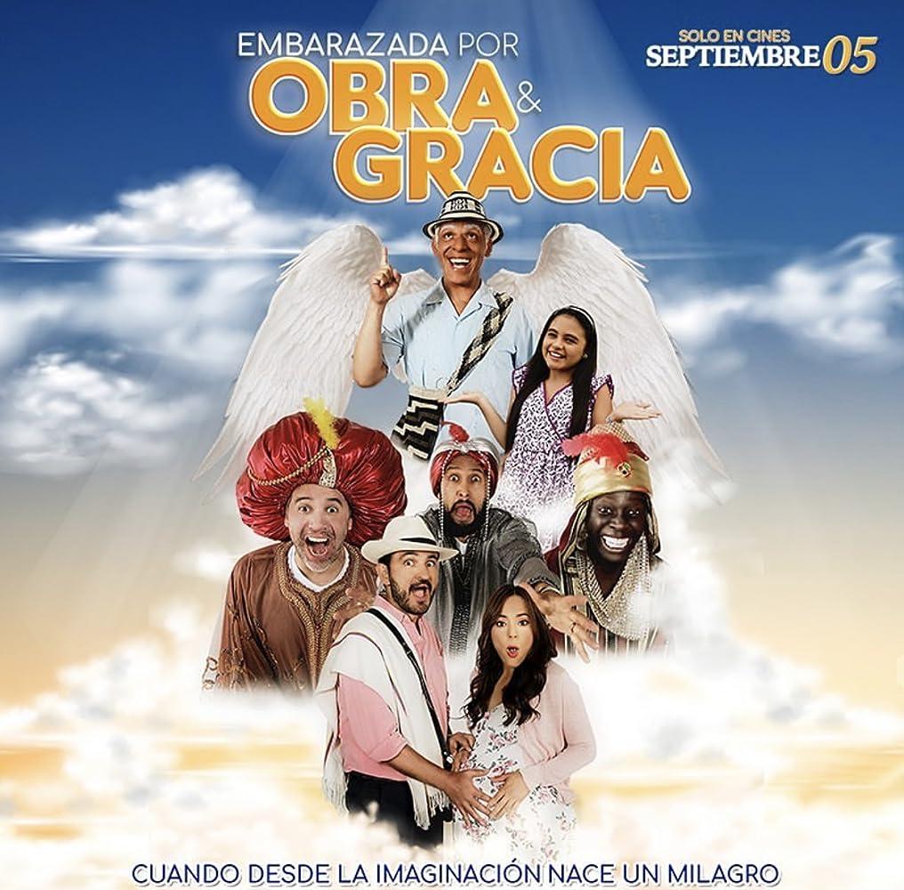 Embarazada por obra y gracia 2019 HD 1080p Español Latino