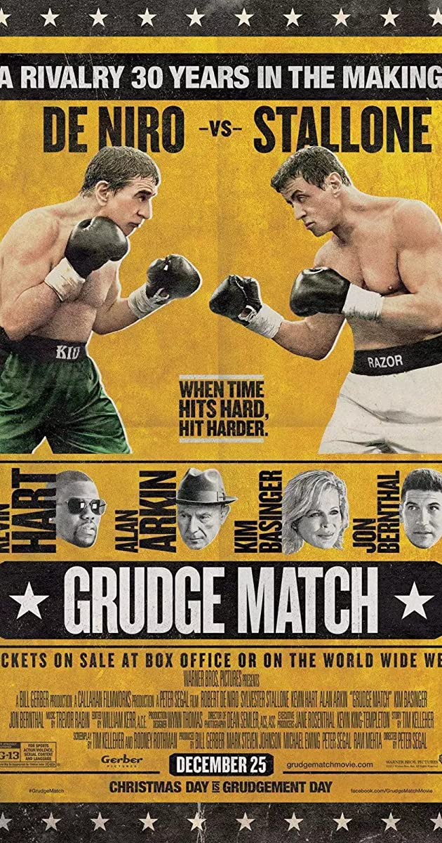 Subtitle of Grudge Match