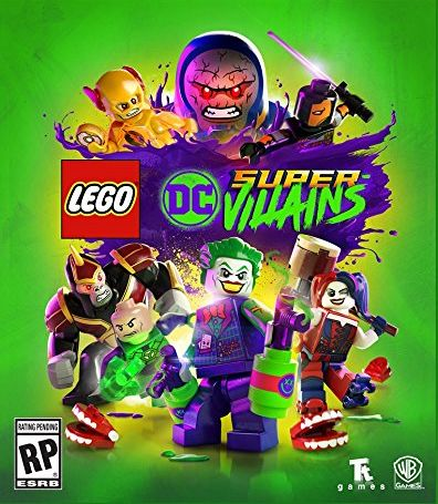Lego Dc Super Villains Video Game 2018 Imdb