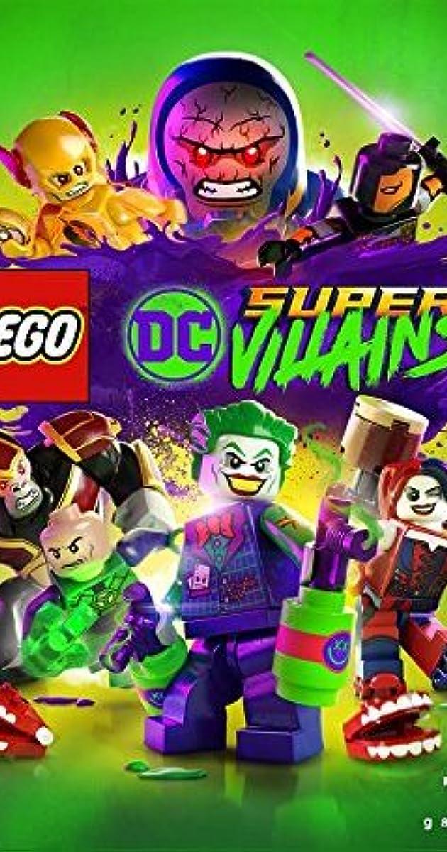 Lego DC Super-Villains (Video Game 2018) - IMDb