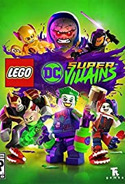 Lego DC Super-Villains Poster