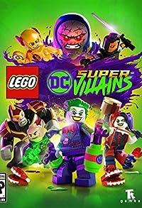 Primary photo for Lego DC Super-Villains