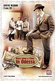 Once Upon a Time in Odessa Poster