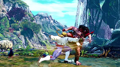 Street Fighter V: Gamescom 2016 Trailer
