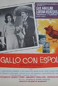 Un gallo con espolones (Operación ñongos) (1964)
