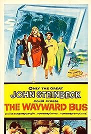 The Wayward Bus Poster