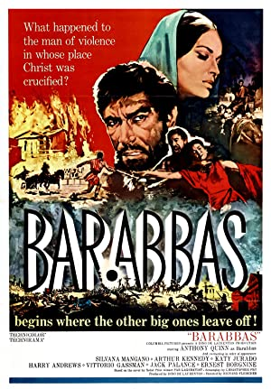 Where to stream Barabbas