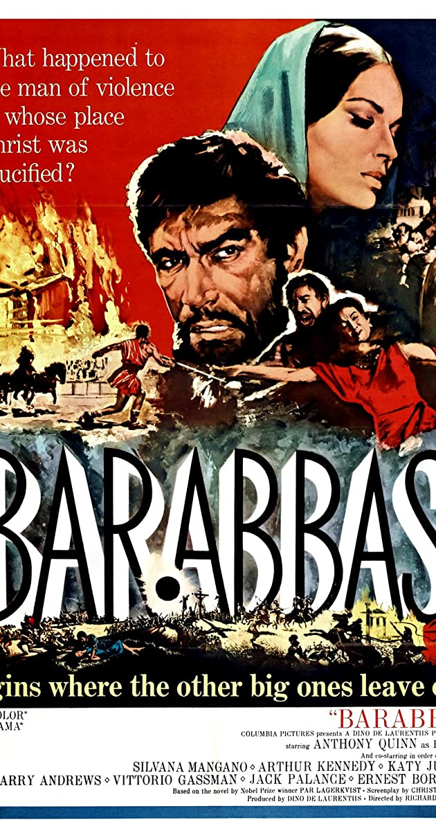 Subtitle of Barabbas