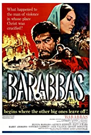 Barabbas (1961) Poster - Movie Forum, Cast, Reviews