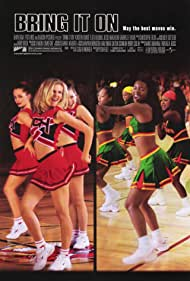 Kirsten Dunst, Gabrielle Union, Rini Bell, Eliza Dushku, and Natina Reed in Bring It On (2000)