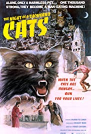 The Night of a Thousand Cats (1972) Poster - Movie Forum, Cast, Reviews