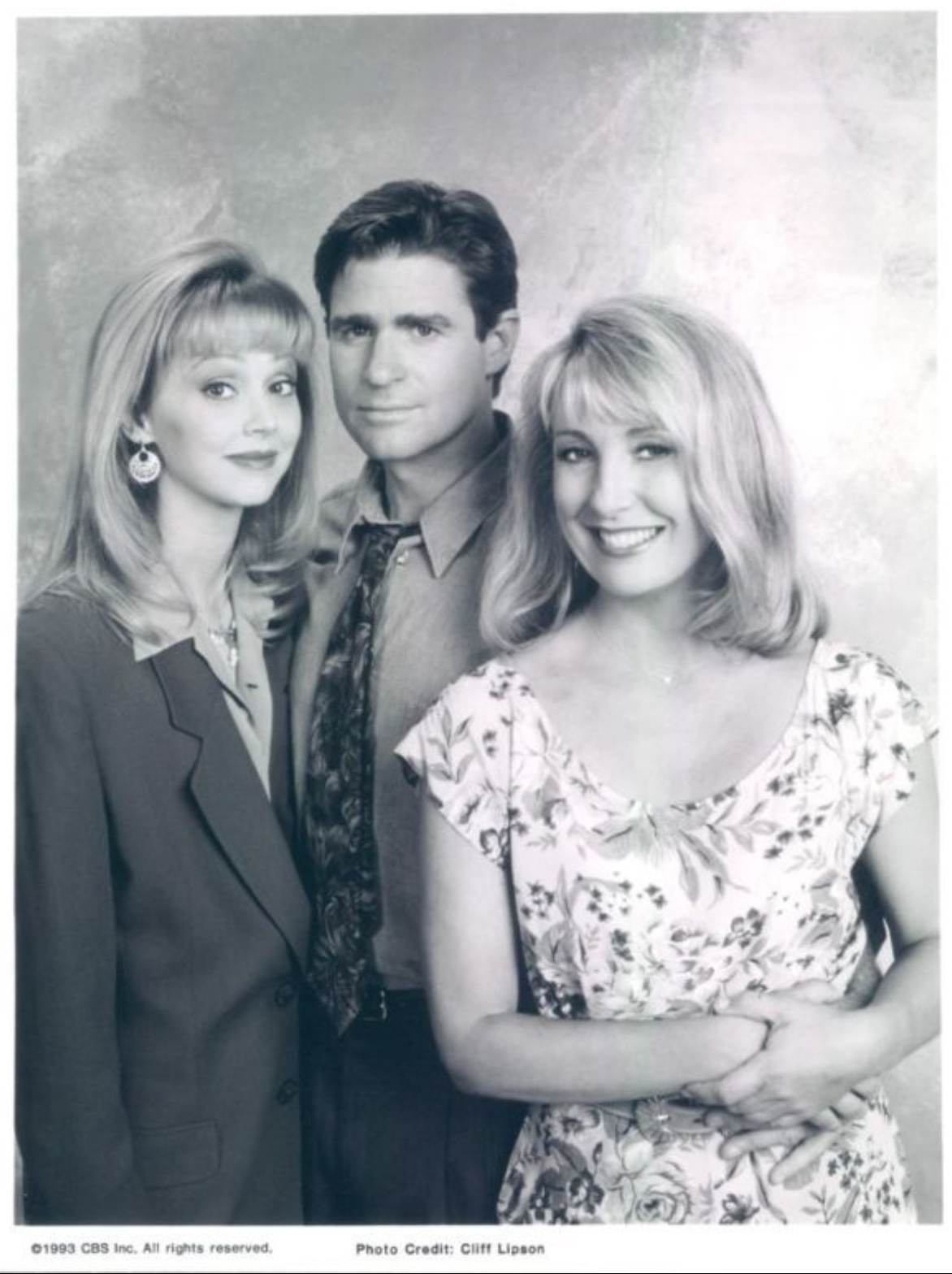 Teri Garr, Shelley Long, and Treat Williams in Good Advice (1993)