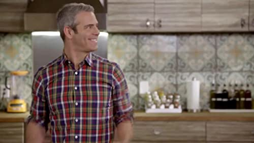 The F Word: Andy Cohen Cooks By Following Gordon Ramsay's Instructions