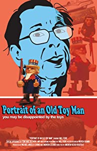 Portrait of an Old Toy Man