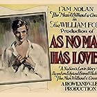 Edward Hearn in As No Man Has Loved (1925)