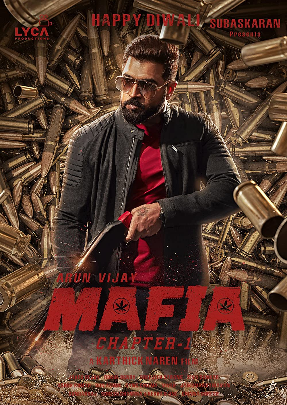 Mafia Chapter 1 (2020) Hindi Dubbed ORG UNCUT 350MB Download
