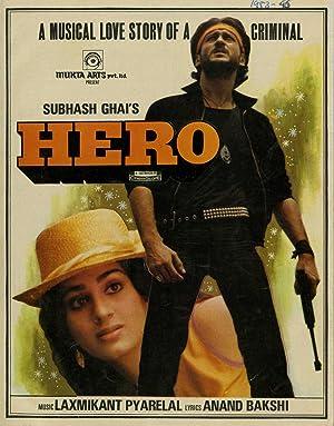 Hero movie, song and  lyrics