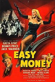 Easy Money Poster