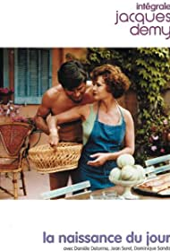 Danièle Delorme and Jean Sorel in La naissance du jour (1980)