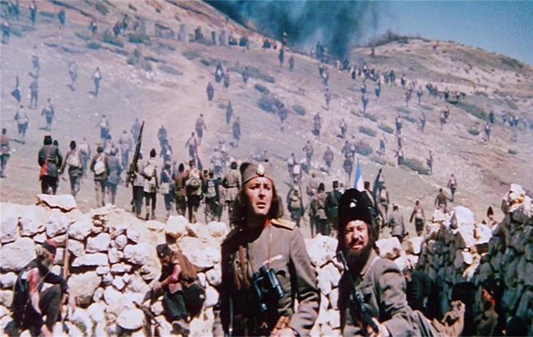 Dusan Bulajic in Bitka na Neretvi (1969)