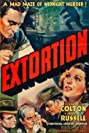 Extortion (1938) Poster