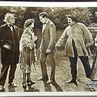 Beatrice Burnham, George F. Marion, Kalla Pasha, and Herbert Rawlinson in A Million to Burn (1923)