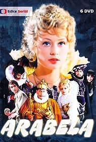 Jana Brejchová, Vlastimil Brodský, Vladimír Dlouhý, Jirí Lábus, Jana Nagyová, Dagmar Patrasová, and Jirí Sovák in Arabela (1980)