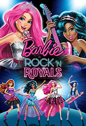 Where to stream Barbie in Rock 'N Royals