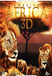 Amazing Africa 3D Poster