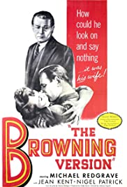 The Browning Version (1951) Poster - Movie Forum, Cast, Reviews