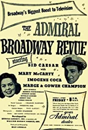 The Admiral Broadway Revue Poster