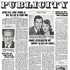 Erich von Stroheim, Stephanie Bachelor, Forrester Harvey, and C. Aubrey Smith in Scotland Yard Investigator (1945)