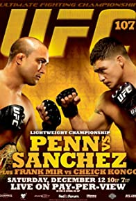 Primary photo for UFC 107: BJ Penn vs. Diego Sanchez