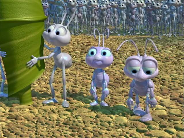 A Bug S Life 1998