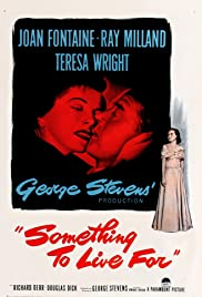 Something to Live For(1952) Poster - Movie Forum, Cast, Reviews