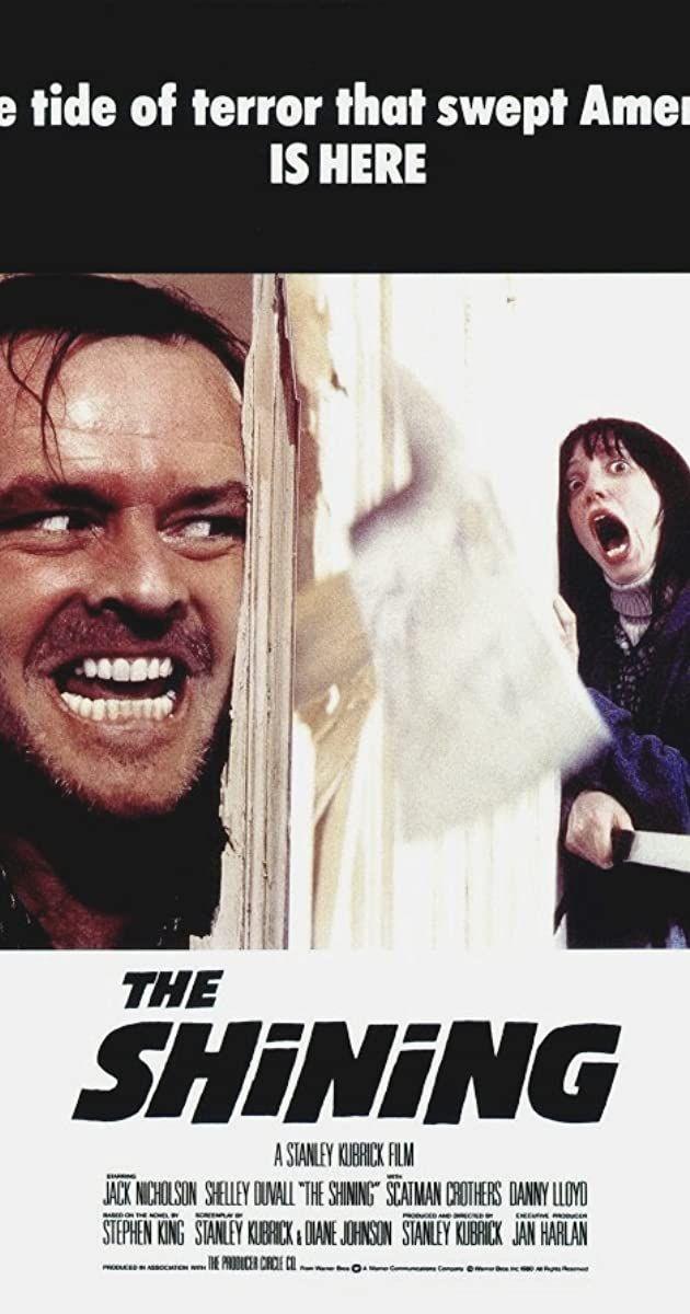 the review of the shining Written by: wayne c rogers after thirty-six years, i'm finally reviewing stephen king's the shining if the readers are confused by the price of the book, i purchased one of the hardcover editions published in the nineties with an exceptional dust jacket by peter kruzan, craig de camp, and thomas holdorf.