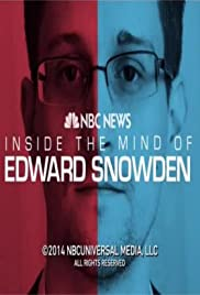 NBC News: Inside the Mind of Edward Snowden Poster