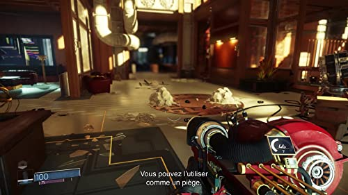 Prey: Playing With Powers (French Subtitled)